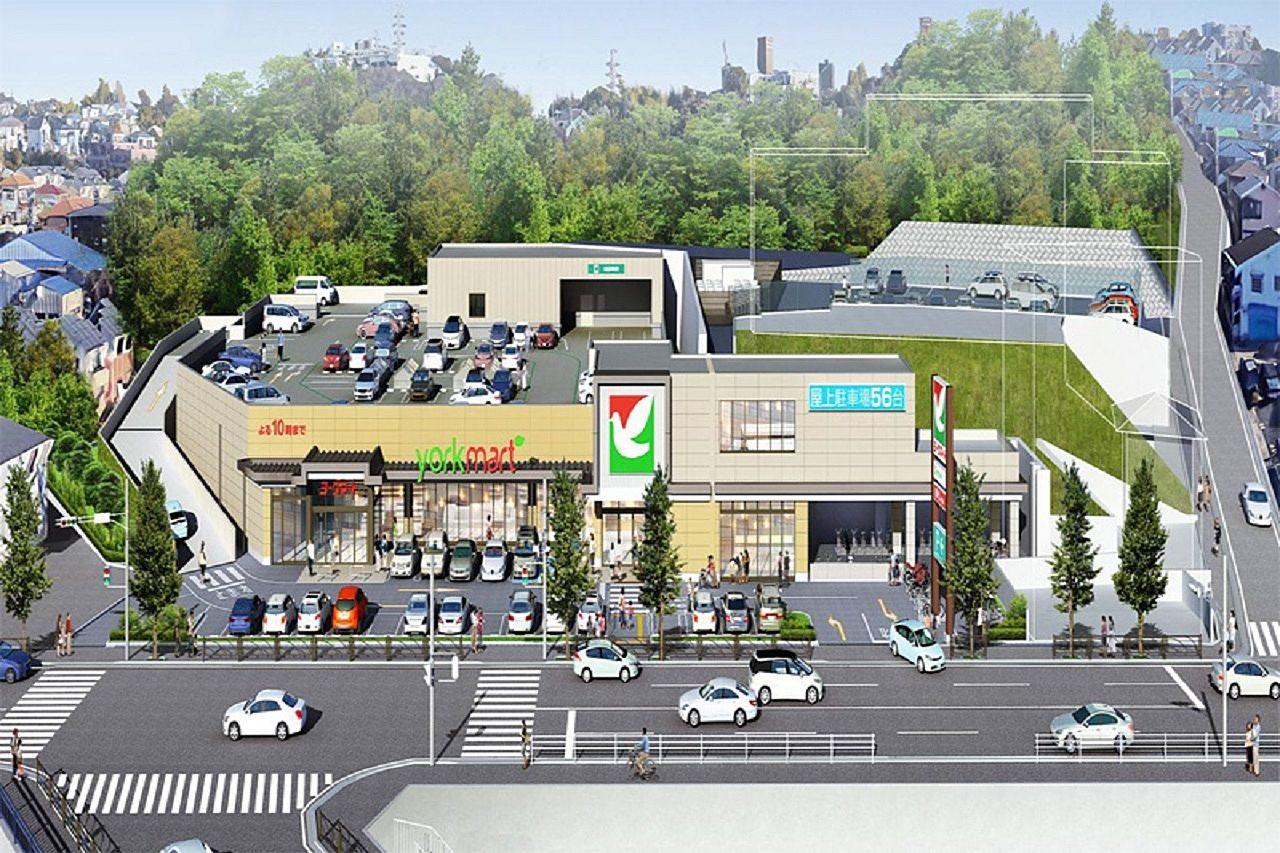 ヨークマート 川崎野川店が来週Open!