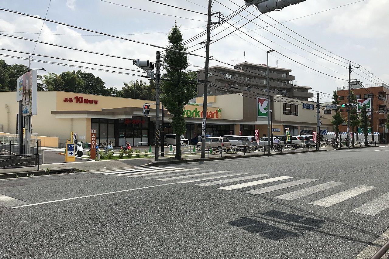"""先週オープンした""""ヨークマート川崎野川店""""ですが、かなり繁盛しているみたいですね。オープンしてからの数日間はOKストアの客足が少なかったような気がします。まぁ、何日か前に行ったら客足はいつも通り…"""