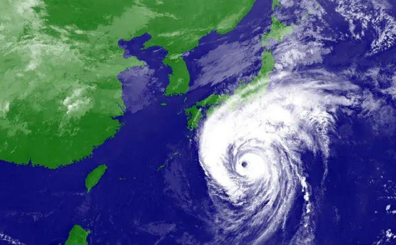 菊池の日日是好日 №22「台風19号」