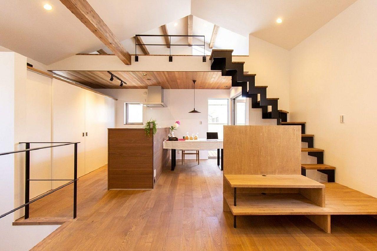 ロフト付きのお部屋を有効活用する方法