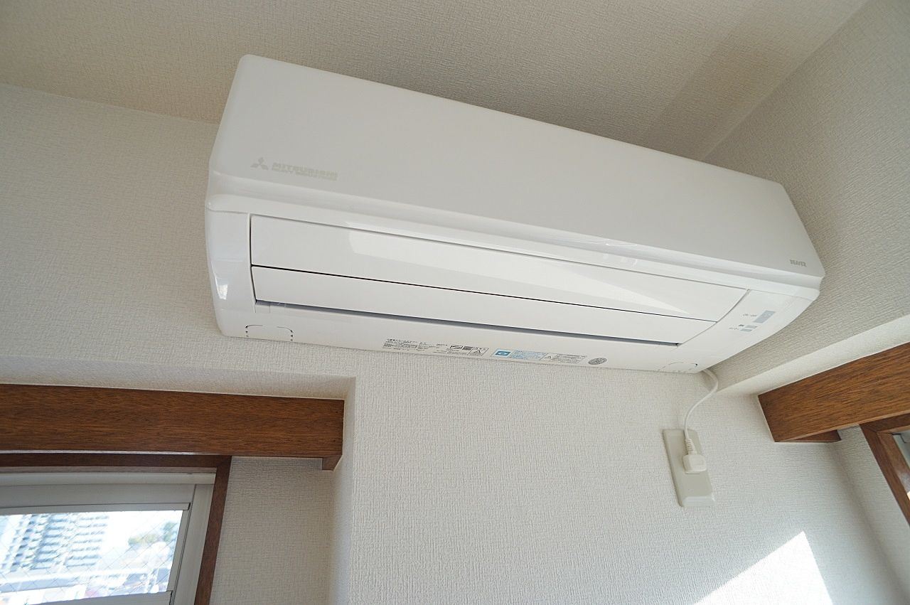 エアコンが無かった、それだけでお気に入りの賃貸物件を諦めますか