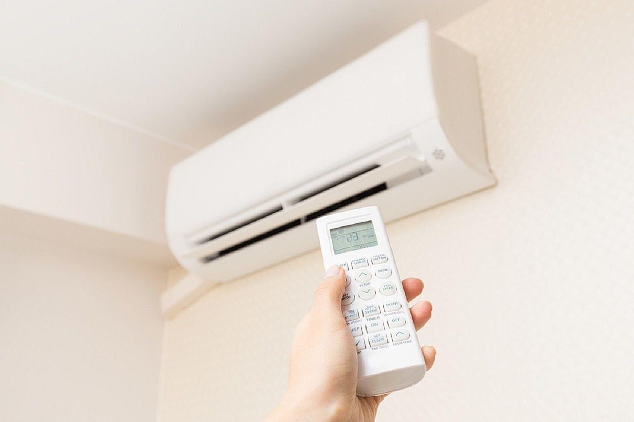 賃貸物件にエアコンが無かったら?それだけで諦めますか?