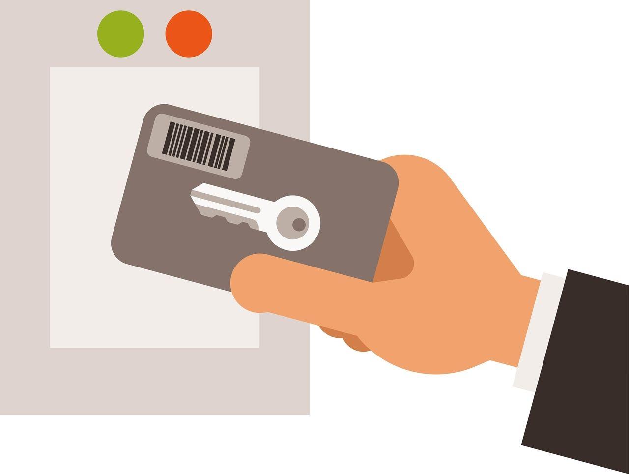 カードキーのメリットは防犯面ですが、その反面締め出されるデメリットも