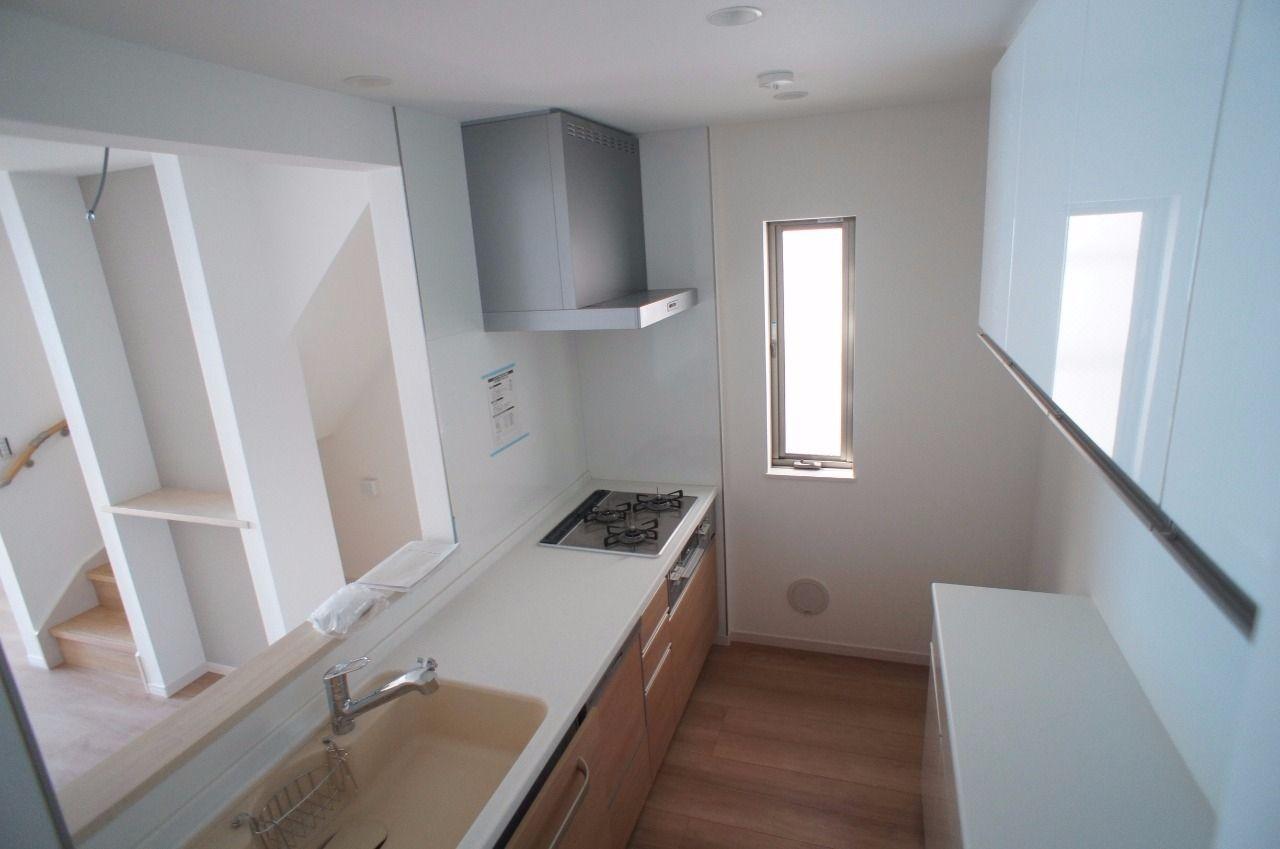 小台2丁目新築住宅 キッチン
