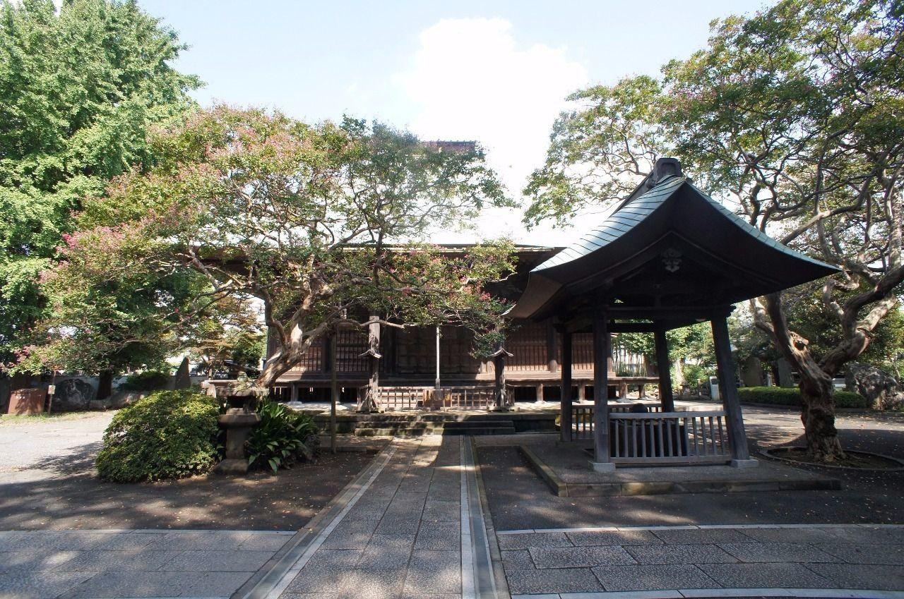 川崎市の歴史の原点を明らかにしていく上で欠かすことのできない貴重な文化財の宝庫となっています。