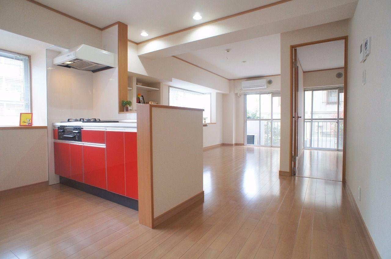 1979年築のお部屋もリノベーションすることにより、入居者が決まりました!築年数が経って募集するのが難しいお部屋でも、ご相談下さい!