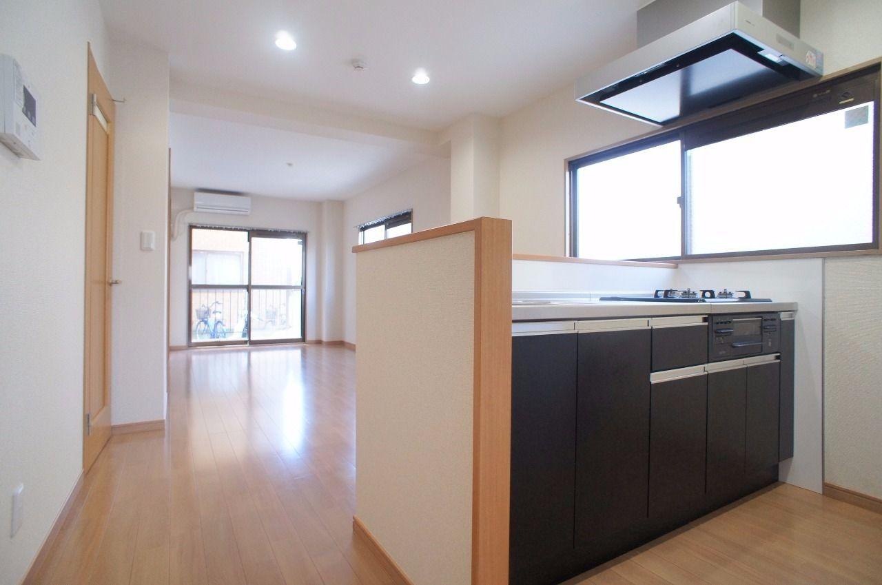1991年築と築年数が経っているお部屋も、リノベーションを行い、新築同様のお部屋にして募集を致します。