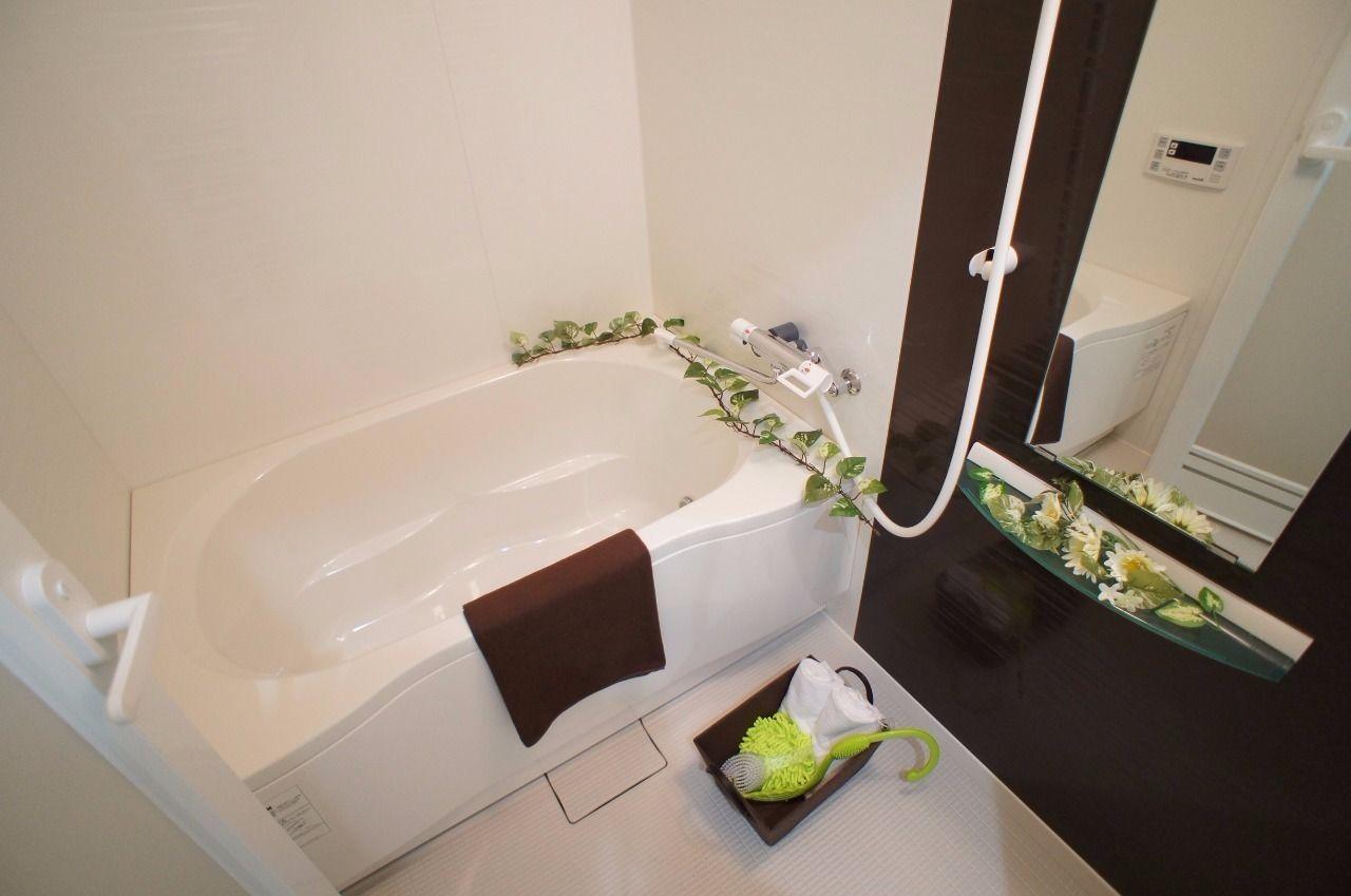 賃貸での募集ですが、モデルルームのような装飾を行い、内見して頂く方に印象を残します。
