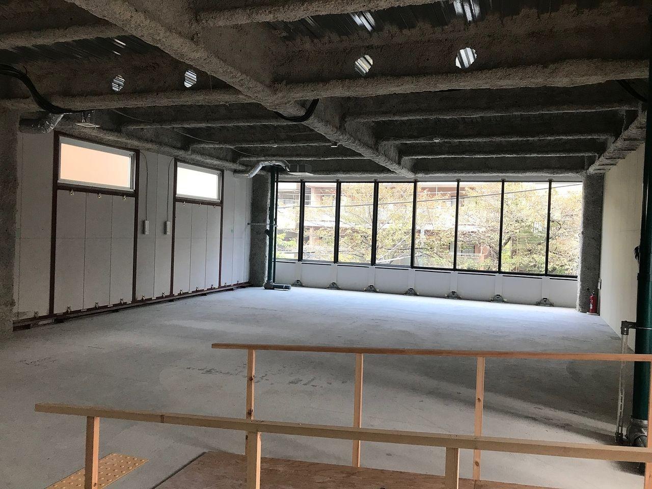 鷺沼駅徒歩圏内の新築テナント