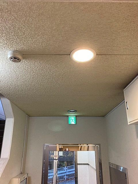 分譲マンションの管理のお話です!光ケーブル開通の工事をしました!