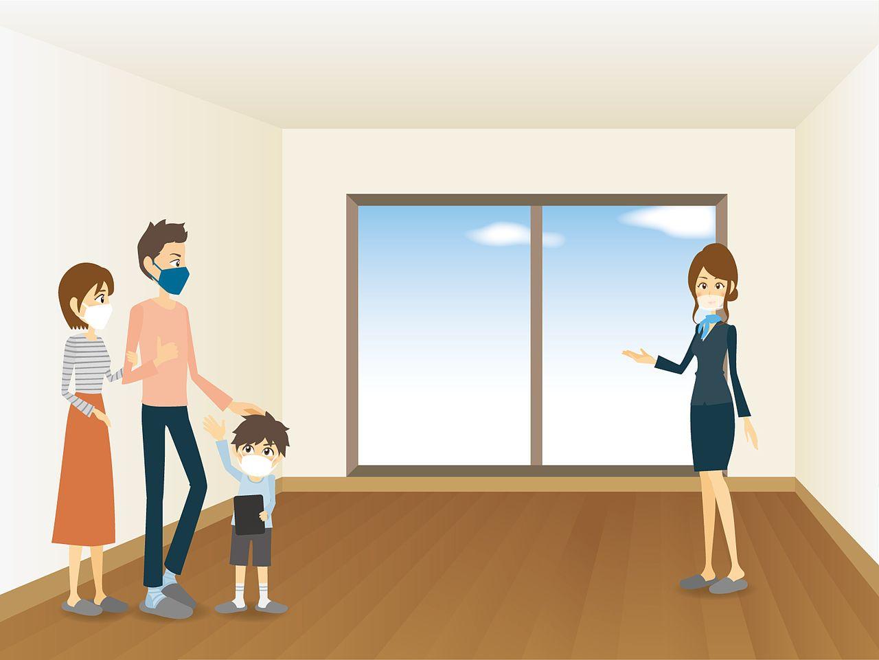 1月から3月の繁忙期ならではの賃貸物件の探し方