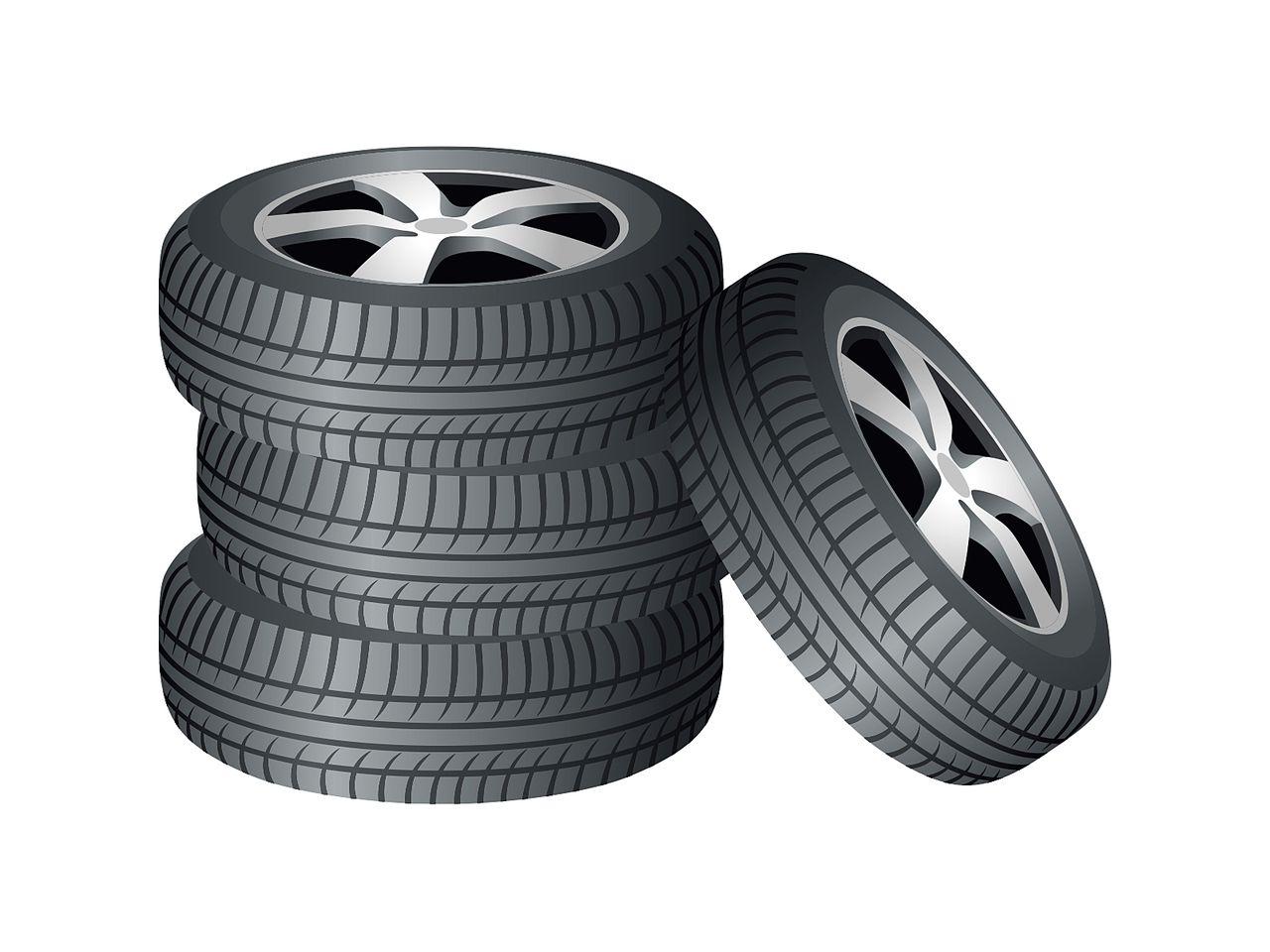 賃貸住宅での車のタイヤの保管について