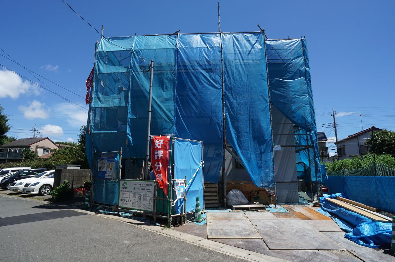 野川台新築戸建て販売会開催決定!