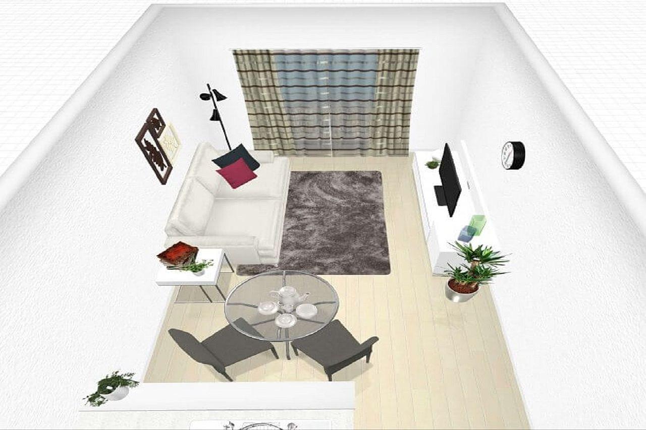 専有面積と一緒に居室の広さも確認しよう